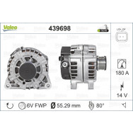 Valeo alternator nowy 439698