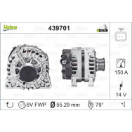 Valeo alternator nowy 439701