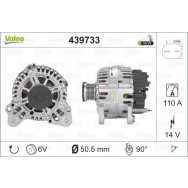 Valeo alternator nowy 439733