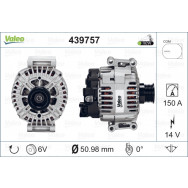 Valeo alternator nowy 439757