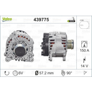 Valeo alternator nowy 439775