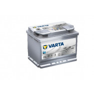 AKUMULATOR VARTA START-STOP PLUS AGM  60AH 680A P+ 242X175X190