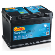 CENTRA START-STOP AGM CK700