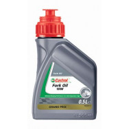 CASTROL FORK OIL SYNTHETIC 10W MOTOCYKLE 0.5L