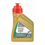 CASTROL FORK OIL SYNTHETIC 5W MOTOCYKLE 0.5L