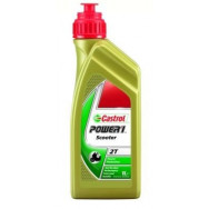 CASTROL MOTOR 2T POWER-1 SCOOTER ACT/EVO 1L
