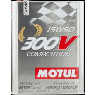 MOTUL 300V COMPETITION 15W50 2
