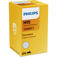 PHILIPS H15 12V 15/55W PGJ23T-1