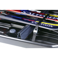 Thule Box ski carrier 500-550mm wide (500size) boxes Thule 694500 4002253008617