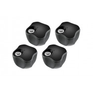Thule Lockable Knob 527, 4x  Thule 527001 7313020073804