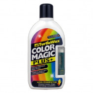 TURTLE WAX-COLOR MAGIC PLUS-WOSK KOLOR. BIAŁY