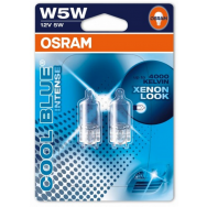 4008321650870 2825hcb-cool-blue osram W5W 12V 5W W2,1x9,5d COOL BLUE® Intense (Żarówka) osram automotive best cool blue intese 2825 product ever made